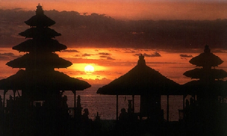 Lokal tid i Bali, Indonesien, Aktuell lokal tid Bali